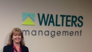 Bambi Larson joins Walters Management