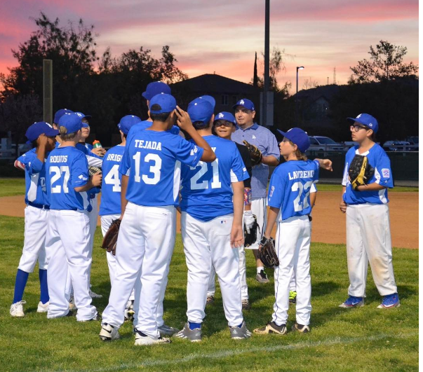 Murrieta National Little League + Walters Management