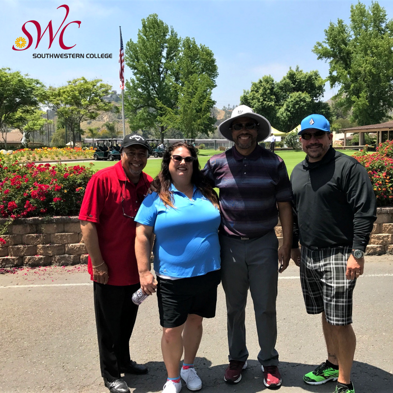 Walters Participates in the SWCF Annual Golf Tournament