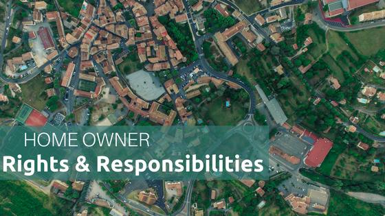CAI's Homeowner Rights & Responsibilities