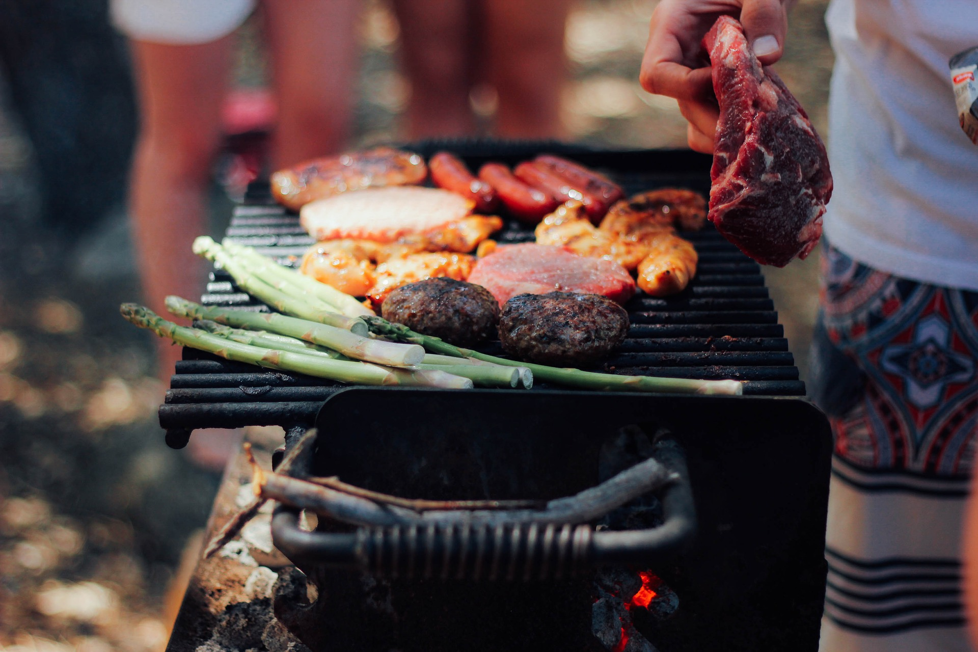 Summer Tips: Grilling Safety